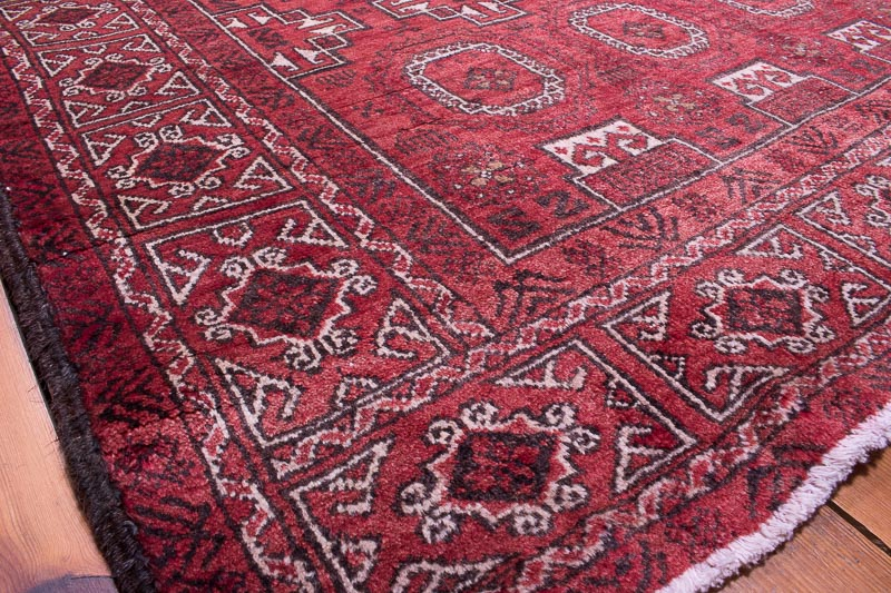 Rug From The Baluchi Tribal Weavers